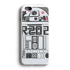 Star Wars R2D2 Love Kiss Am Fit For iPhone 6 Hardplastic Back Protector Framed White FR23 http://www.amazon.com/dp/B016ZQBUGK/ref=cm_sw_r_pi_dp_1Wyowb0WF81W2