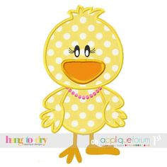 Hang to Dry Applique - Miss Diva Chick, $3.99 (http://www.hangtodryapplique.com/miss-diva-chick/)