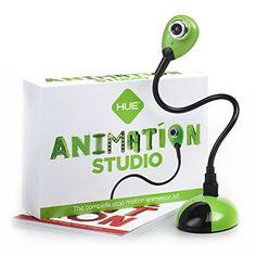 Studio d'animation HUE (Vert) : kit d'animation Stop Moti... https://www.amazon.fr/dp/B0049TTKDG/ref=cm_sw_r_pi_dp_.V4lxb9EZET7W