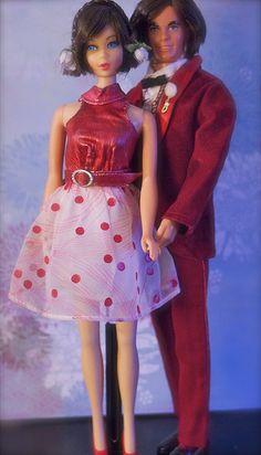 Barbie - Hair Fair Barbie and Mod Hair Ken
