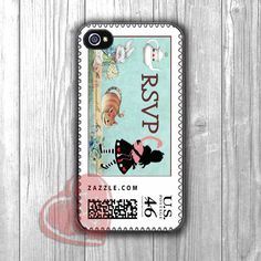 alice in wonderland flamingo stamp-1nn for iPhone 4/4S/5/5S/5C/6/ 6+,samsung S3/S4/S5,samsung note 3/4