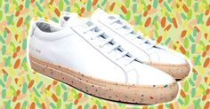 Have your cake and eat it too? Birthday cake sprinkles sneakers!