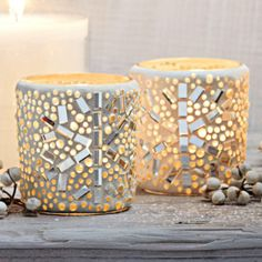 PartyLite candle bling!