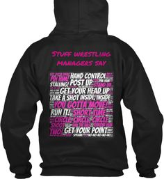 Stuff Wrestling Managers say