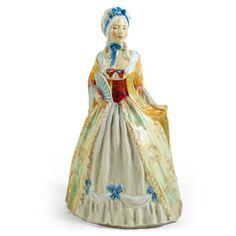 Royal Doulton Figurine - Mrs. Fitzherbert HN2007