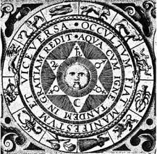 """We discovered in the occult world this symbol is called """"Solomon's Star"""", """"Solomon's Shield"""", """"the Crest of Solomon"""", and even """"talisman of Saturn"""""""