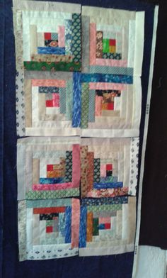 Les 8 premiers blocs