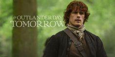 Just a wee bit longer! #OutlanderDay @heughan pic.twitter.com/wBS0wtrIti