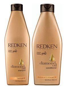 Redken Diamond Oil Shampoo and Conditioner
