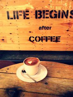 gewoon koffie dating Perth