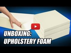 Arrowzoom X Soft Medium High Density Upholstery Foam Cushion Sheet Seat Replacement with 3 Thickness Padding Couch Cushions, Foam Cushions, Restaurant Seating, Upholstery Foam, Ways To Recycle, Foam Sheets, Personal Taste, Schaum, Recovery
