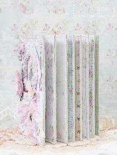 Kreacja strony Tani Bjorn: Mój ulubiony ... mini-album z Fairy i motyli