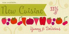 New Cuisine script font by Stephen Rapp
