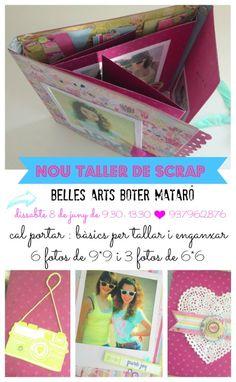 Nou taller de scrap a Belles Arts Boter Mataró
