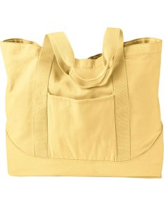 Large Canvas Tote Bag - Buy cheap authentic pigment large canvas tote at Gotapparel.com.