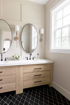 Link to all the sources for this dream master bathroom! : Link to all the sources for this dream master bathroom! Modern Bathroom Design, Bathroom Interior Design, Bathroom Designs, Bath Design, Modern Bathrooms, Minimal Bathroom, Small Bathrooms, Farmhouse Bathrooms, White Bathrooms