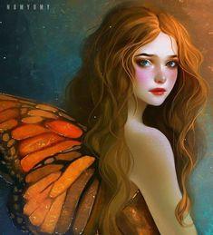 Clary as a faerie?