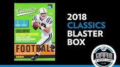 2018 Panini Classics Football Blaster Box Break