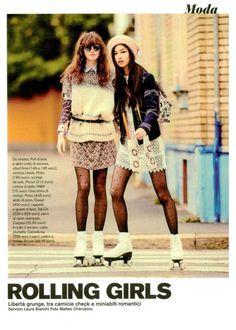 D - la Repubblica delle Donne issue 917 Pull di lana e abito corto di viscosa #ottodame