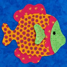 Miss Dottie free applique project with tutorial by Erin Russek
