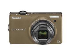 Nikon Coolpix 14 MP Digital Camera with Optical Vibration Reduction (VR) Zoom and LCD (Red) Nikon Cameras, Nikon Coolpix, Fujifilm Instax Mini, Vr, Digital Camera, Bronze, Image, Digital Cameras