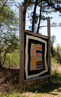 Quilts of Gee's Bend, Vintage and Contemporary: Gee's Bend Quilt Mural Trail
