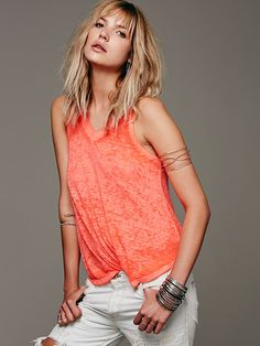Free People We The Free Breezy Tank, $38.00