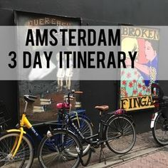 Before Christmas, the boy and I celebrated our first wedding anniversary and ended up booking a last minute trip to Amsterdam. I've alw...