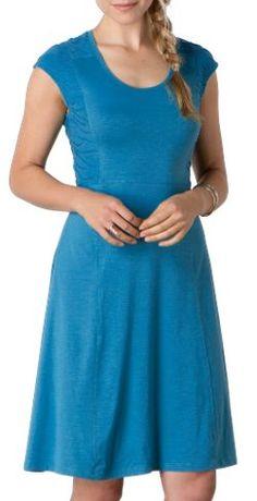 Toad&Co Women's Sama Sama Dress Seaport XS