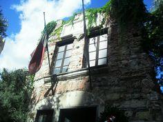 Casa de Cristóbal Colón en Génova