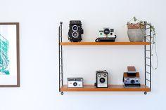 DeCoração: Como organizar sua coleção de Câmeras