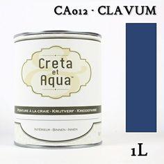 Clavum  creta et aqua