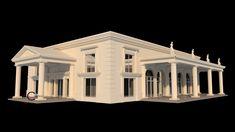 Fatada frumoasa nunti elemente decorative culoare exterioare Venus, Palace, Exterior, House Styles, Wedding Decor, Design, Home Decor, Home, Decoration Home
