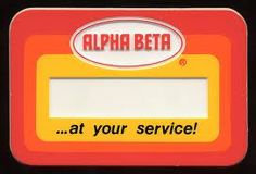 alpha beta supermarket - Google Search