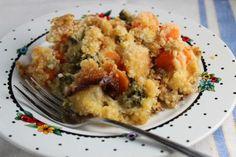 Delicious Antique Broccoli is a Creamy and Cheesy Side Dish Casserole: Antique Broccoli