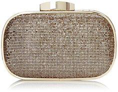 Aldo Crummett Clutch Handbag, Gold Glitter - http://www.womansindex.com/aldo-crummett-clutch-handbag-gold-glitter/