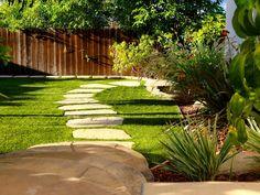 jardín diseñado por Ashley Farrell Design