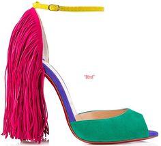 Christian Louboutin Spring 2015 Collection - ShoeRazzi   cynthia reccord