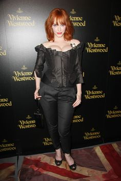 Celebs wow at Vivienne Westwood opening