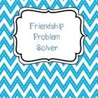 FREE! Creative Counseling Resources presents Friendship Problem Solvers. You may remember these fortune tellers from when you were young, but these fortu...