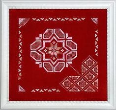 Blessing, stitched by Spirit of Belarus