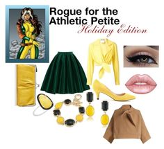 Rogue for the Athletic Petite by custom-chaos on Polyvore featuring Chloé, Chicwish, HOBO, 1st & Gorgeous by Carolee and Christina Debs