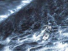 the Perfect Storm, June 2000, North Atlantic