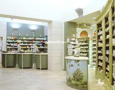 Pharmacy Interior Design In Piedmont   Dr Malcotti And Suglianou0027s