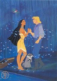 *POCAHONTAS & CAPTAIN JOHN SMITH ~ Pocahontas