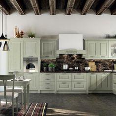 Μοντέλο Acquamarina/Positano | Scic cucine di Italia | Pinterest