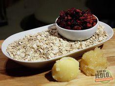 Chrumkavé ovocné müsli   Kam na jedlo?