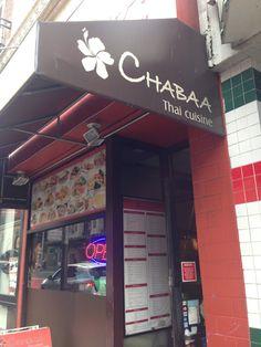 Chabaa Thai Cuisine in San Francisco, CA