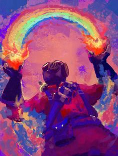 Team Fortress 2's Pyro