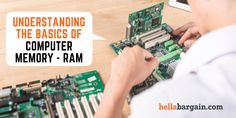 Since computers do not perform basic tasks without memory modules, computer memory forms a critical component of a computing system. Let's take a look and understand the basics of computer memory ram. #ComputerMemory #RAMModule Ram Module, Computer Basics, Memory Module, Computers, Memories, Let It Be, Learning, Memoirs, Souvenirs